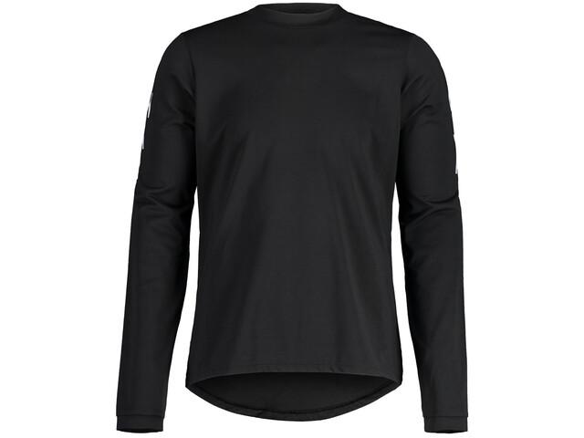 Maloja SteinpilzM. Long Sleeve Multisport Jersey Men, negro